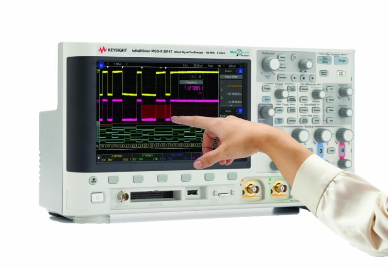 Infiniivision 3000T X-Serisi 100 MHz - 1 GHZ