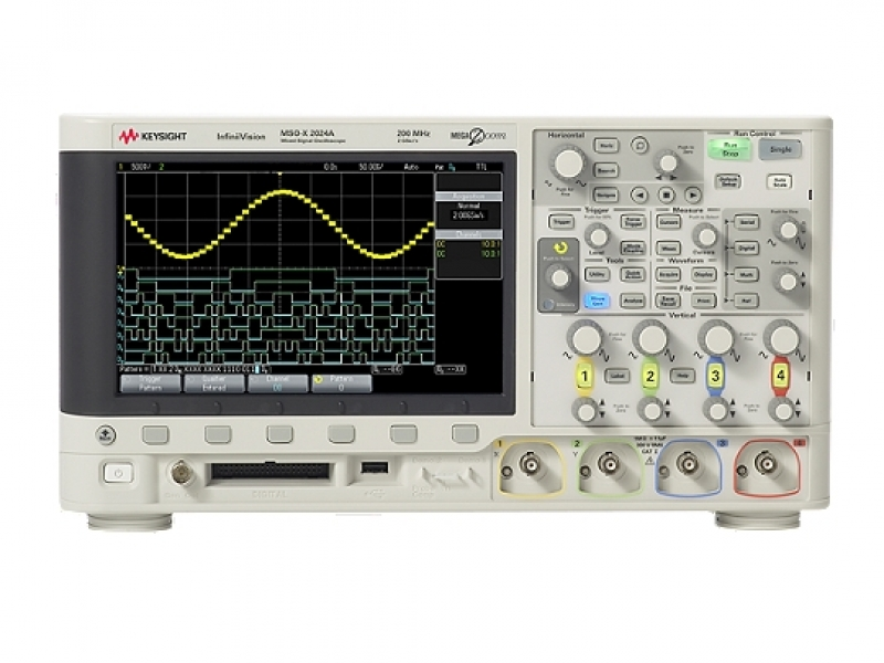 InfiniiVision 2000 X-Serisi 70 MHz - 200MHz