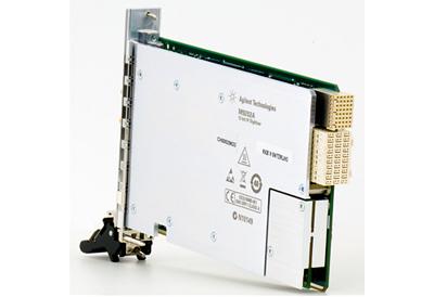 M9202A PXI Ekpres 12-bit Geniş bantlı IF Dijitalleştirici