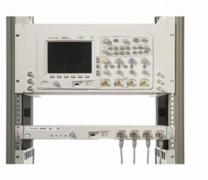 6000L Serisi Raf Yapılı Osilsoskop 100 MHz - 1 GHz