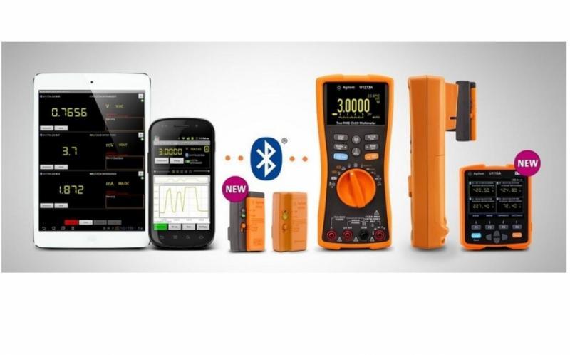 Dijital Multimetreler için Aksesuarlar - Keysight Remote Link Çözümü