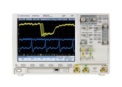 MSO7012B Karışık Sinyal Osiloskop: 100 MHz, 2 analog artı 16 Dijital kanal